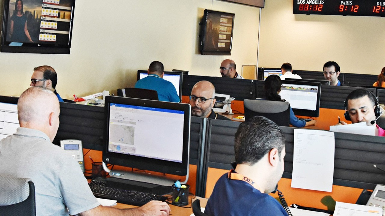 Dubai Operations Center