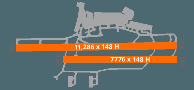 Marseille Airport Diagram Runway