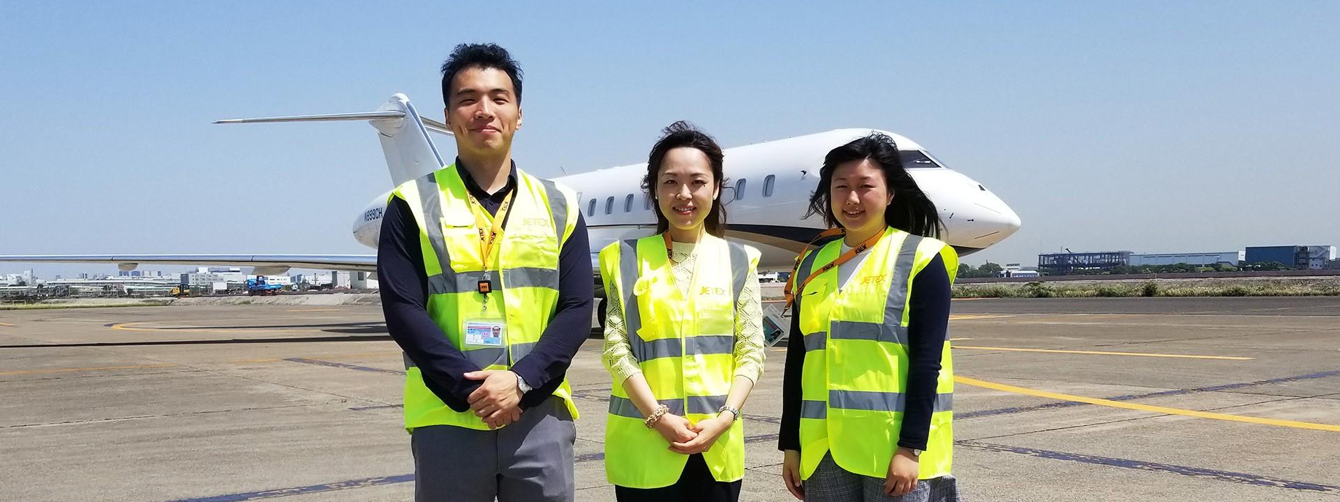 Jetex Osaka Japan