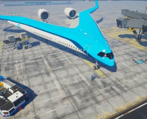 TU Delft Flying-V