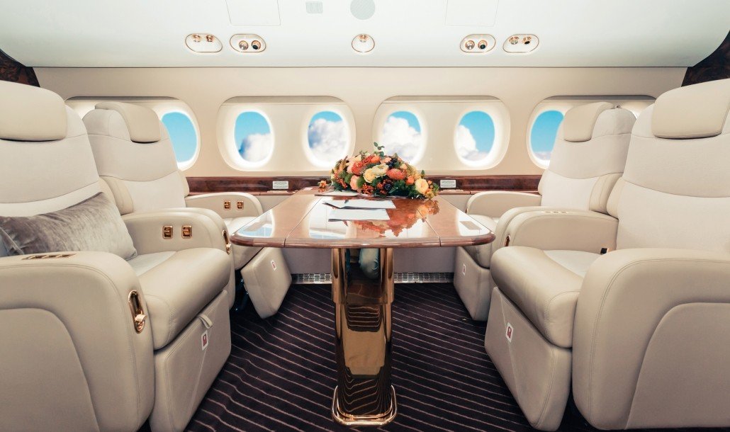 types-of-private-jets-cabin-interior